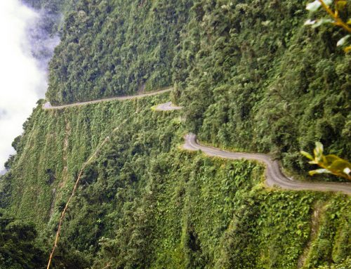 Yungas Road: The Most Dangerous Journey On Earth?