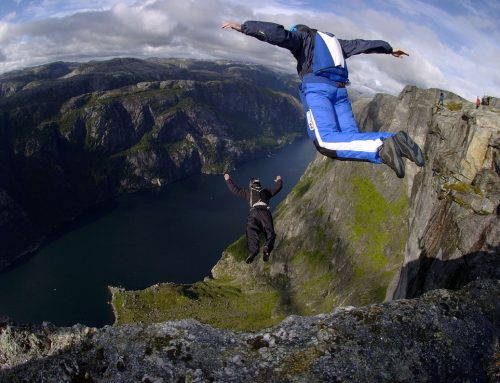 5 Songs For Your BASE Jumping Playlist