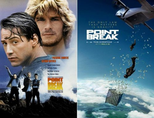 Check Out This Point Break Soundtrack Video From 1991