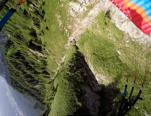 Daredevil Jamie Lee's Speed Flying Video is Insane