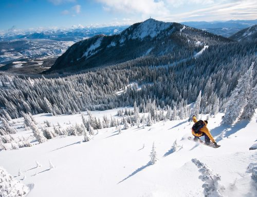 Want to Buy Red Mountain Ski Resort?
