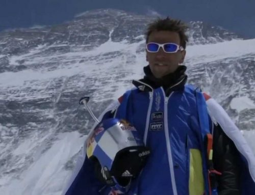 Rest in Peace Valery Rozov, Russian BASE Jumper