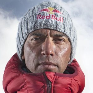 Valery Rozov is currently the only extreme athlete to successfully BASE jump Mt Everest and complete Birth of Sky. Photo Source: RedBull.com