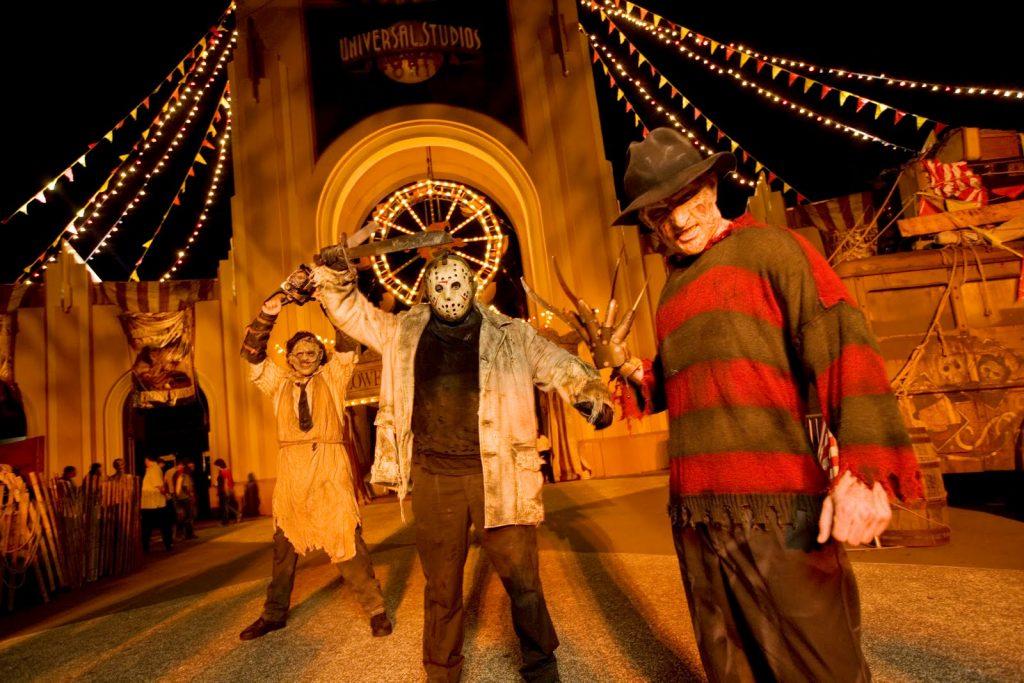 Freddy Vs Jason is a Horror Nights favorite.