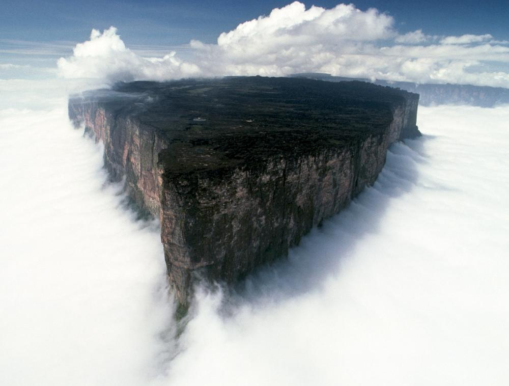 Mount Roraima in Canaima national park is another highlight of Venezuela.