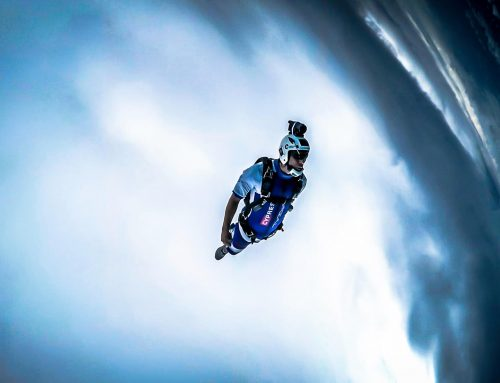 Rest in Peace Graham Dickinson, Wingsuit Flier