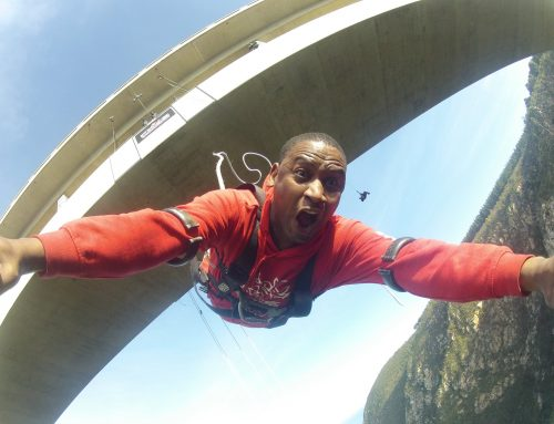 Where to Go Bungee Jumping in South Africa