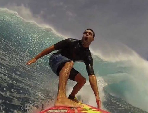 Extreme Athletes: Francisco Porcella, Big Wave Surfer