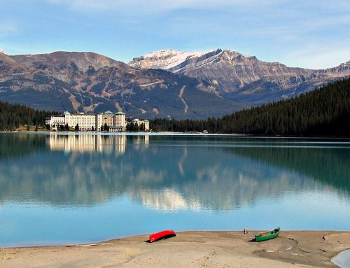 Lake Louise Hotels on the Cheap