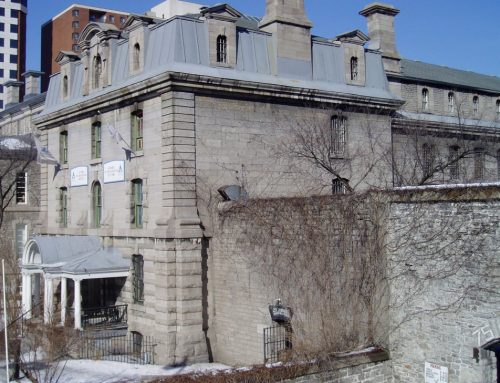 What's Haunting the Ottawa Jail Hostel?