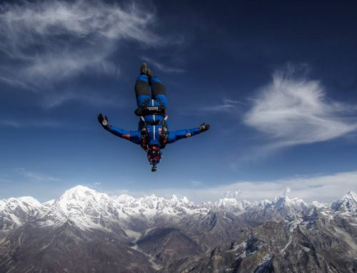 You Can Skydive Mt Everest for $25,000