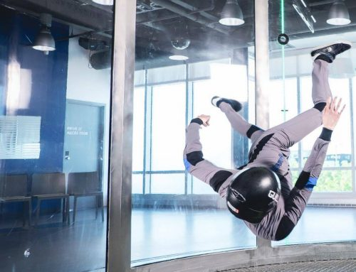 These are the Indoor Skydiving Locations in Canada