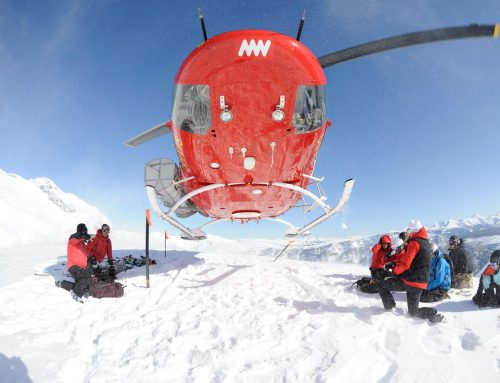 Check Out These Heli Skiing Jobs in BC