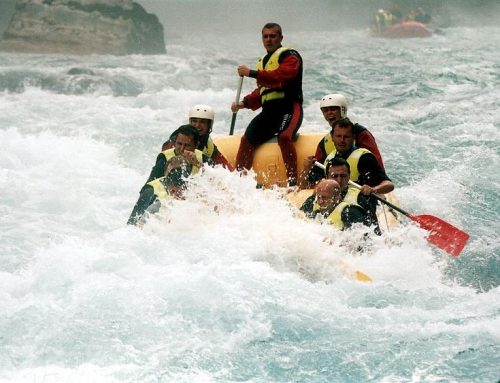 7 Whitewater Rivers That Would F**k You Up