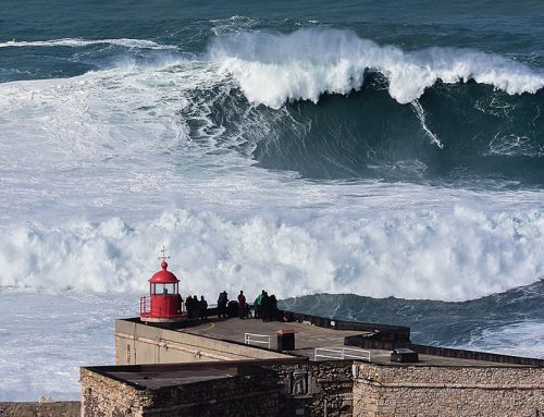 Nazare Portugal: The Beautiful Beast of Big Wave Surfing