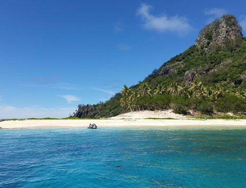 Monuriki Fiji: The Real Tom Hanks Cast Away Island