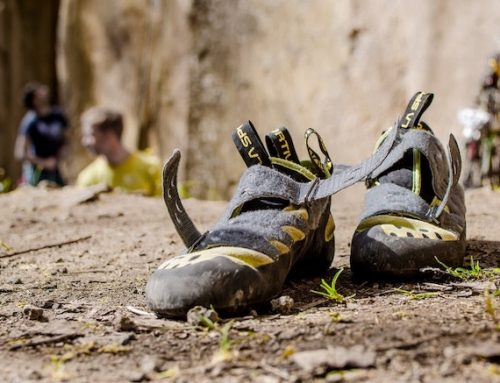 How to Size and Break In La Sportiva Climbing Shoes